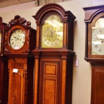 We Repair & Sell Clocks!