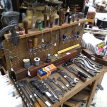 Antique and Vintage Tools